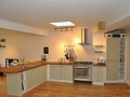 Bespoke hand painted kitchen d-d carpentry