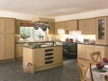 brisbane lissa oak Traditional kitchen
