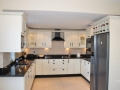 ivory shaker style Traditional kitchen